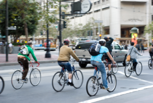 Pedestrians and Bicyclists Are at Risk